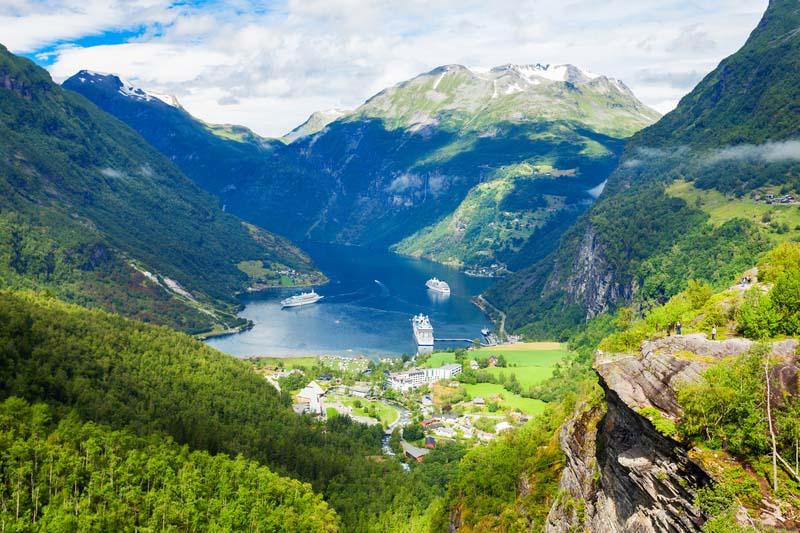 Spanien Norwegen